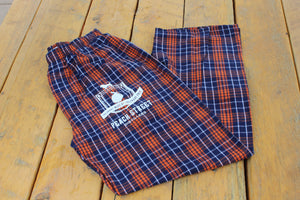 Flannel Pajama Pants - PSD Peach Logo