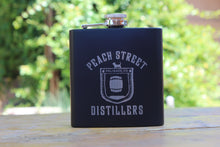 Load image into Gallery viewer, Flask w/ PSD barrel logo