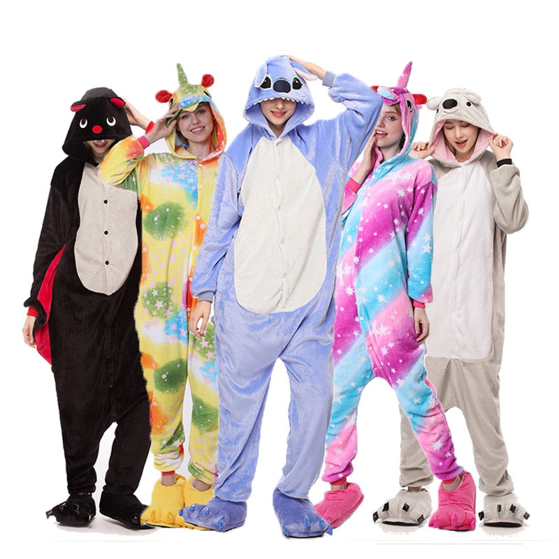 Cosplay Pajamas