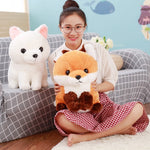 kawaii-cute-fox-white-red-asian-female-couch-plush-toy