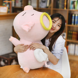 Angel-Pig-Plush