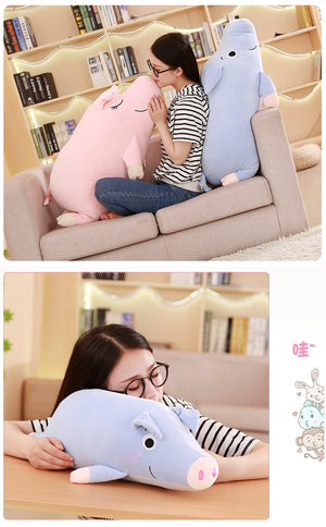 Cartoon-Pig-Plush-Pillow