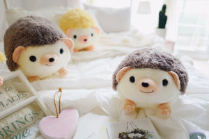 hedgehog-plushies