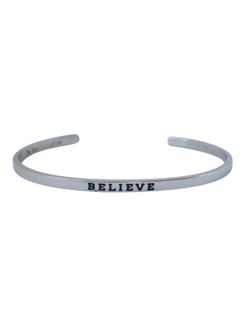 Inspirational bangle with