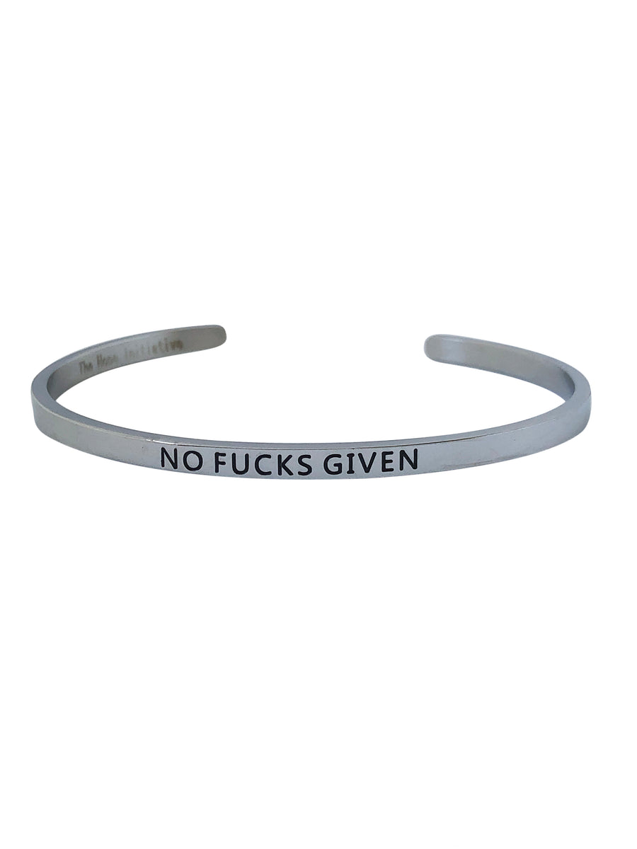 bangles with messages of affirmation