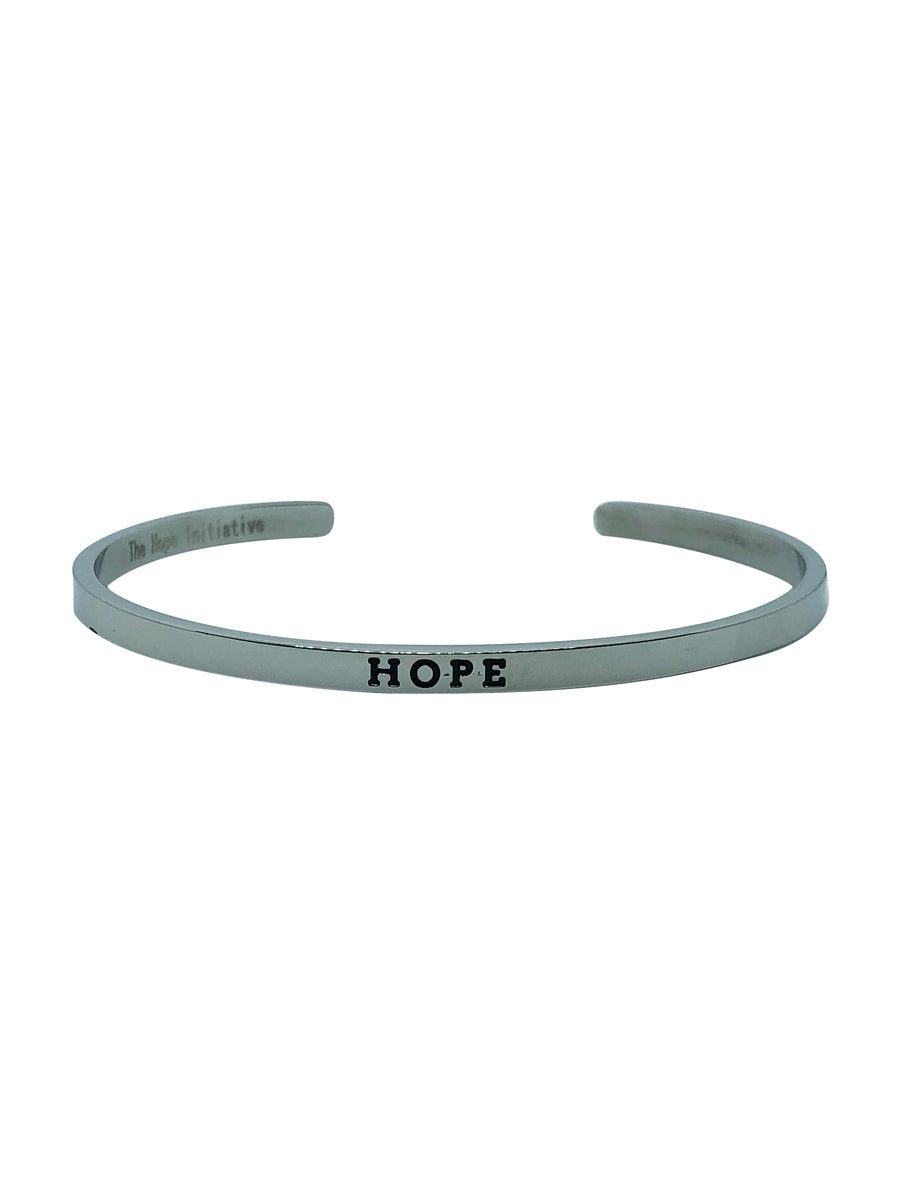 HOPE-4MM DEEP STAMP