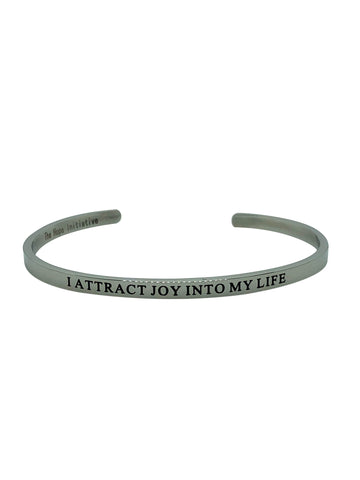 bangles with positives messages