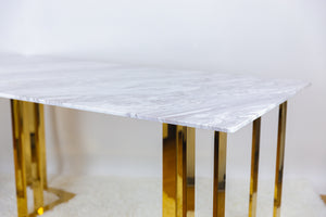 CALICO MARBLE TABLE