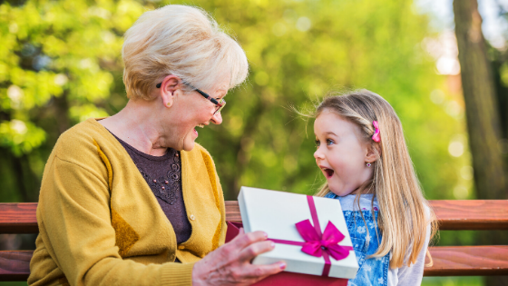 Top 10 Granddaughter Gifts with that WOW Factor!