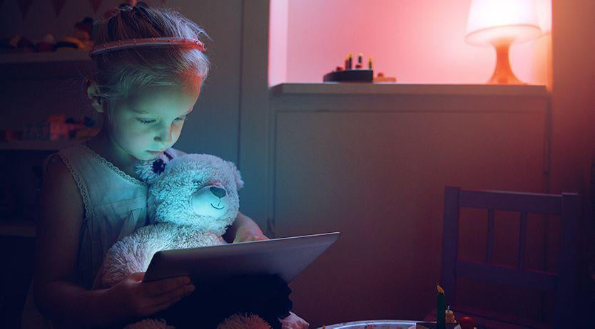 5 Steps to Reduce Your Child's Screen Time-The Memory Building Company