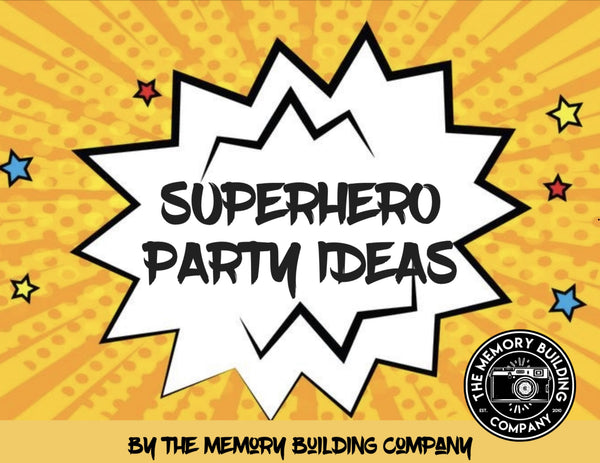 Superhero-Party-Ideas