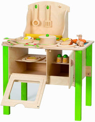 Hape-My-Creative-Cookery-Play-Kitchen