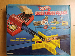 Vintage Hot Wheels Criss Cross Track