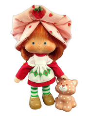 Vintage-Strawberry-Shortcake-Doll