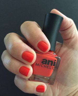 Nail Polish - Orange You Ready?