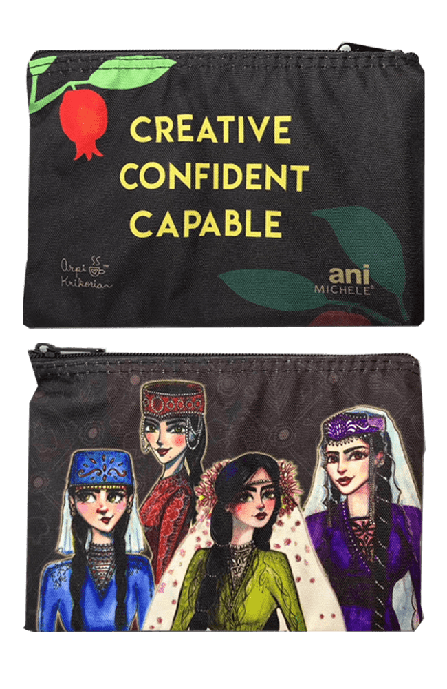 Ani X Arpi Collab Pouch