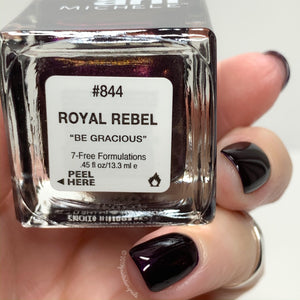 Nail Polish - Royal Rebel