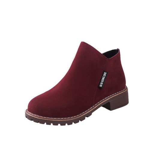 Women's Shoes Comfort Boots Fashion Basic Style Holiday Daily Office