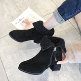 Women's Shoes Comfort Boots High Heel Creative?Style Fashion Breathable Lightweight