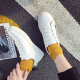 Women's Shoes Casual Shoes Spring New Round Head