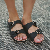 Women's New Sandals Comfortable Thick Casual Slippers