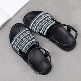 Women's Comfort Sandals National Style Ankle Strap