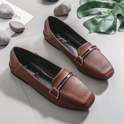 Women's New Slip On Loafer Flats Boat Shoes