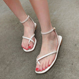 Flat Heel Casual Womens Sandals Beach Shoes