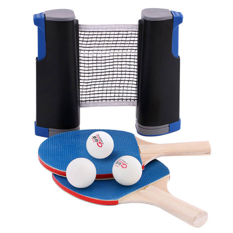 Portable Retractable Table Tennis Net Kit