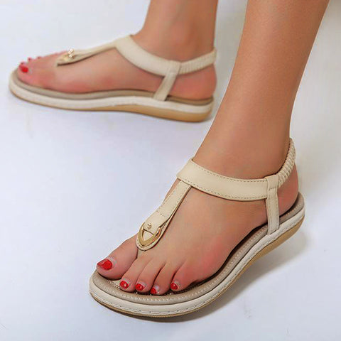 Women's Shoes Sandals New Buckle Comfortable Casual