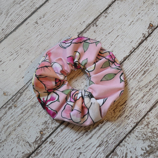 READY TO SHIP - Scrunchies! Limited Quantities - Choose pattern in drop down box