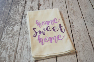 *SECONDS* Tea Towel - Home Sweet Home - T31
