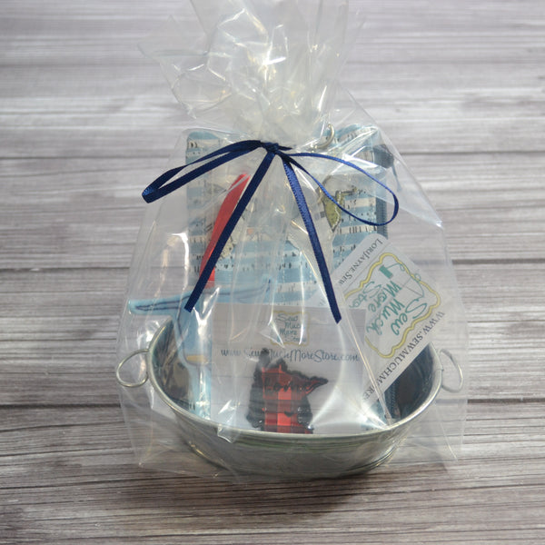 READY TO SHIP - MN Babe Mini Gift Basket - Bundle and Save!