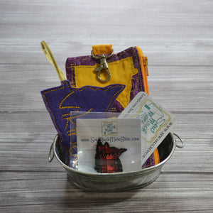 READY TO SHIP - MN Football Mini Gift Basket - Bundle and Save!