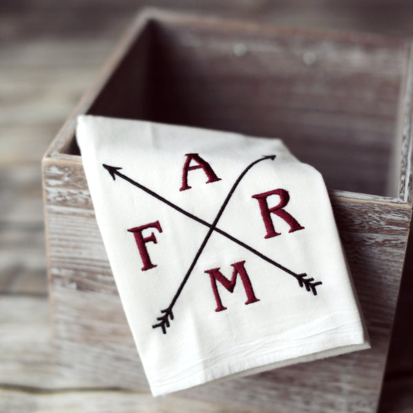 FARM Floursack Towel