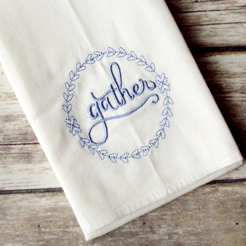Gather Floursack Towel