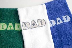 DAD Golf Towel