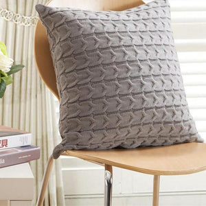 Magnolia Knit Cushion Cover
