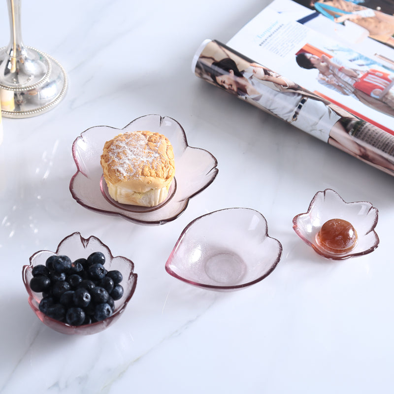Lily Rose 4-pc Serving Dishes
