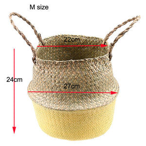 Handmade Seagrass Baskets