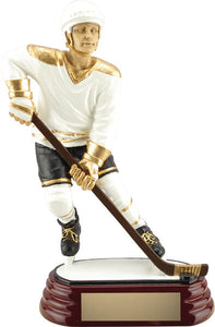 Hockey Player Resin - Male