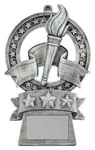 Star Medal Victory Resin