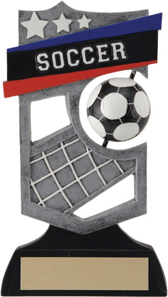 Shield Spinner Soccer