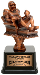 Fantasy Football Resin