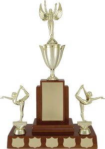 Fiorenza Annual Walnut Trophy