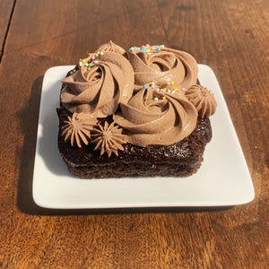 gluten free chocolate vegan cake