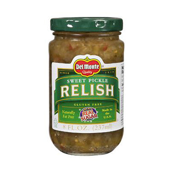 Del Monte Sweet Relish - 8oz