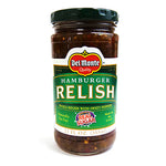 Del Monte Hamburger Relish - 12oz