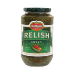 Del Monte Sweet Relish - 22oz