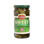 Del Monte Sweet Lil' Pickles - 12oz